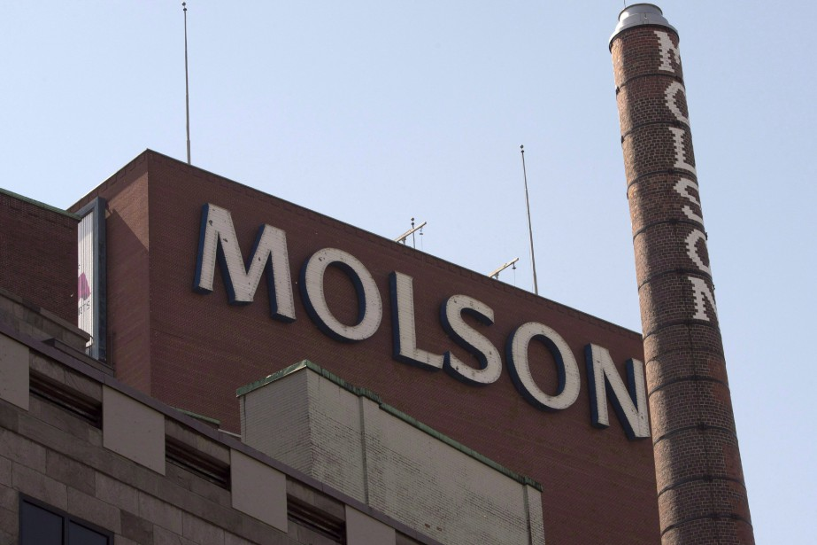 The Molson Coors brewery is seen Wednesday, June... (Photo Ryan Remiorz, La Presse canadienne)