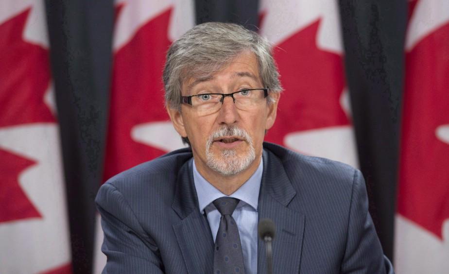 Le commissaire à la protection de la vie... (Photo Adrian Wyld, archives La Presse canadienne)