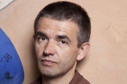 L'auteur Philippe Lançon est en lice pour Le... (Photo tiree du site Babelio)