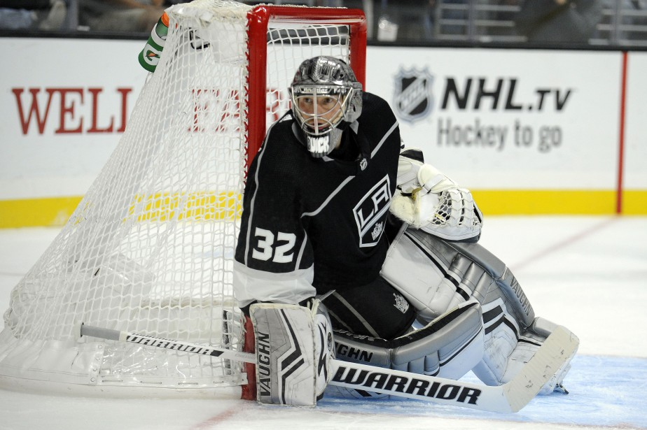 Jonathan Quick... (Photo Gary A. Vasquez, USA TODAY Sports)
