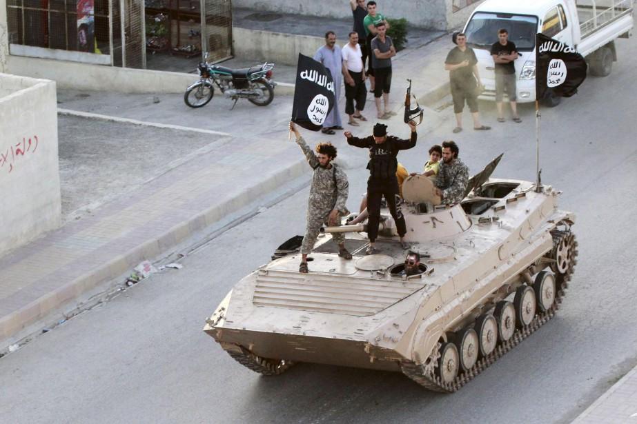 La milice kurde des YPG est l'épine dorsale... (Photo Reuters)