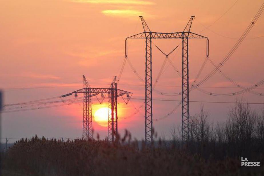François Legaultveut augmenter les exportations d'hydroélectricitévers l'Ontario et... (Photo Ivanoh Demers, Archives La Presse)