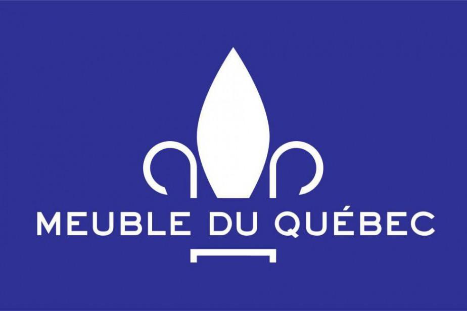 Le nouveau logo «Meuble du Québec»... (IMAGE FOURNIE PAR L'ASSOCIATION DES FABRICANTS DE MEUBLES DU QUÉBEC)