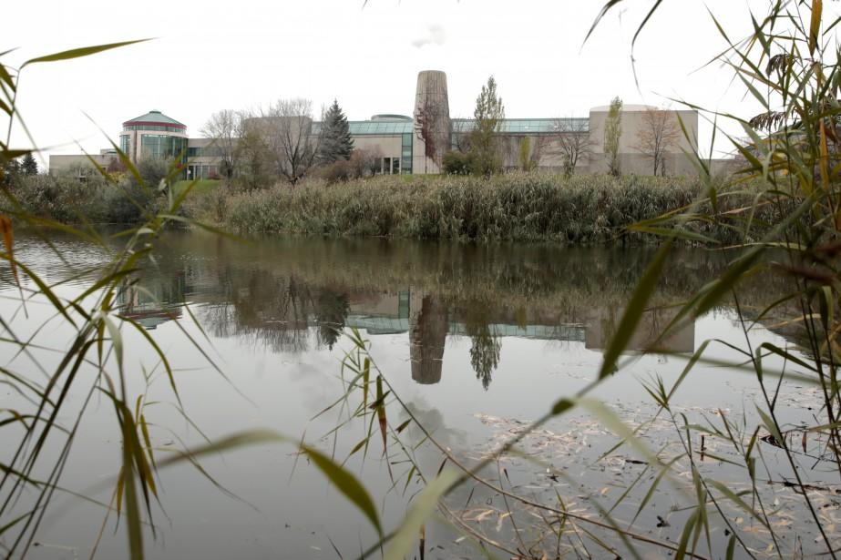 Les eaux usées seront rejetées à partir de... (Photo Martin Chamberland, La Presse)