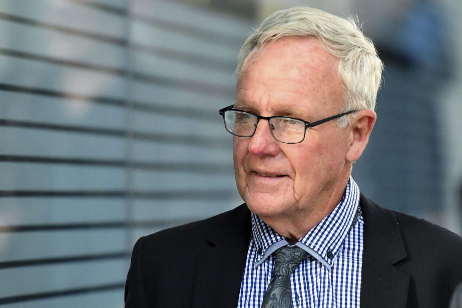 Graham Morant avait été reconnu coupable par un... (Photo Darren England, archives Associated Press)