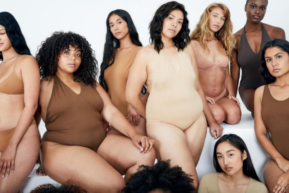 La diversité corporelle, genrée et ethnique reste au... (Photo fournie par American Apparel)