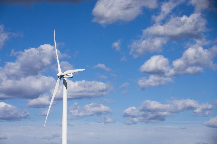 Hydro-Québec devait s'engager en vertu d'une entente de... (Photo Olivier Pontbriand, archives La Presse)