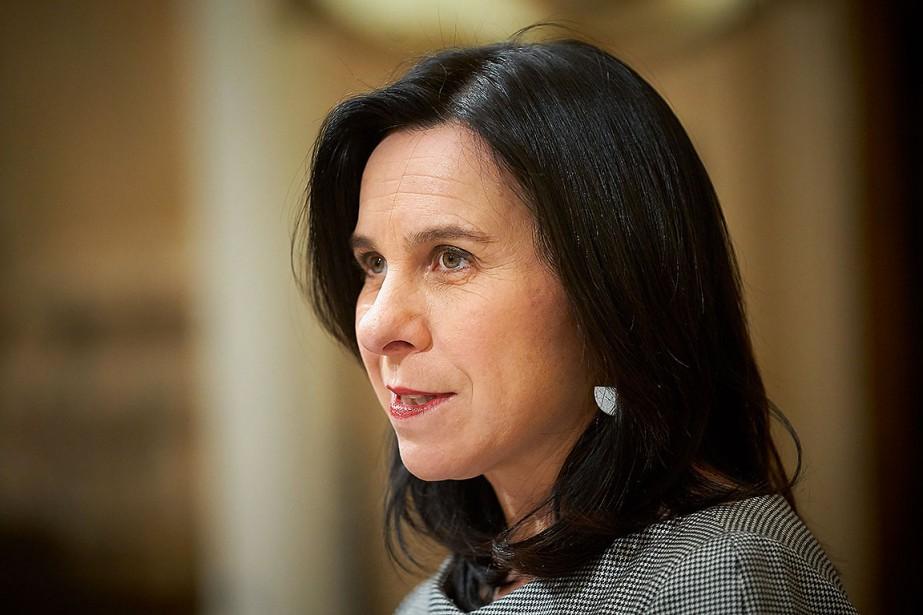 Valérie Plante... (André Pichette, archives La Presse)