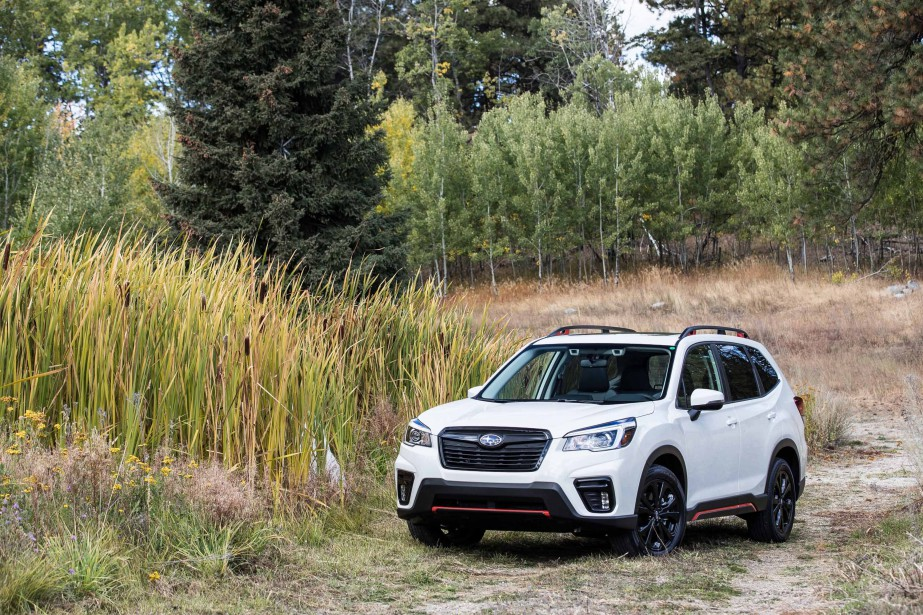 Subaru Forester...