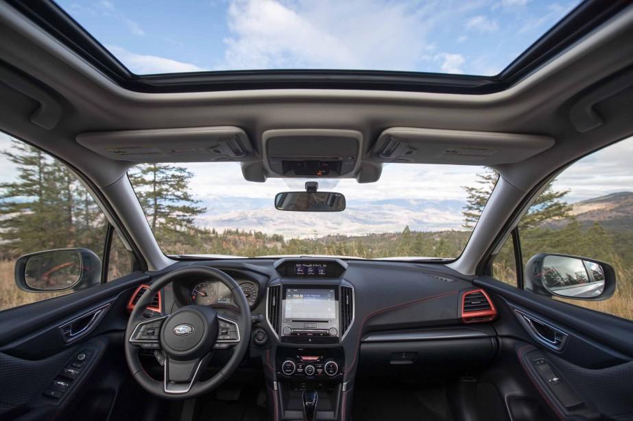Subaru Forester 2019 ()