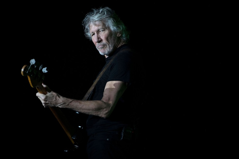 Roger Waters... (Photo MAURO PIMENTEL, AFP)