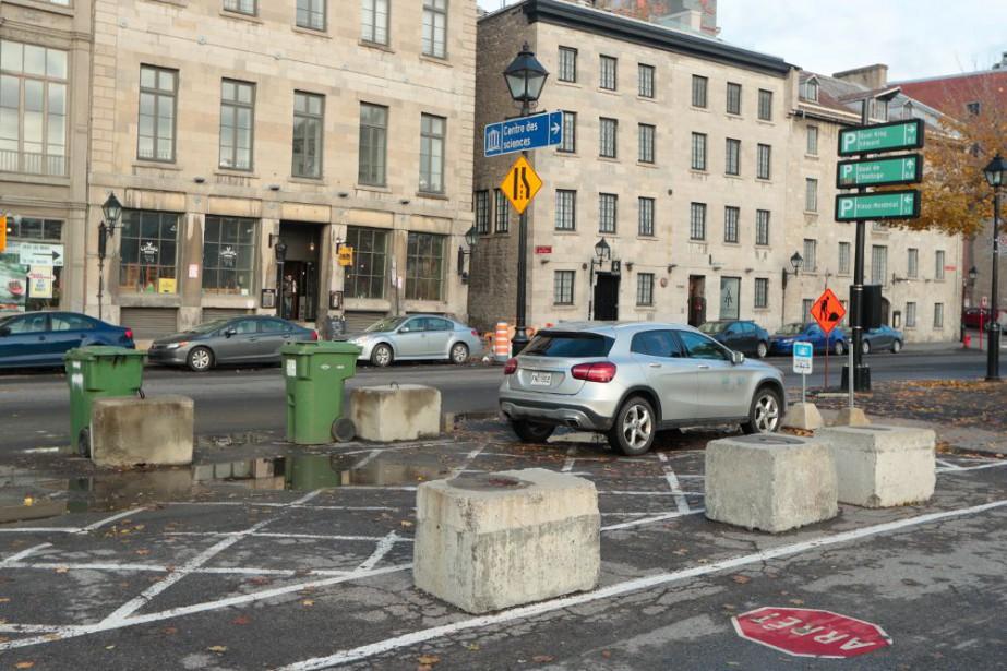 Montréal est une ville qui se marche.... (Photo Martin Chamberland, La Presse)