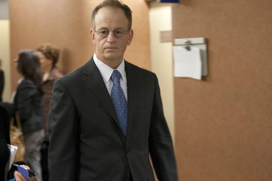 Le député libéral Nicola Di Iorio est absent... (Photo David Boily, archives La Presse)