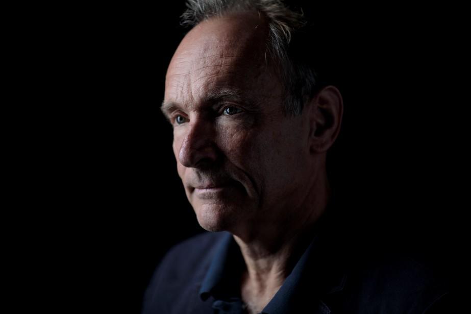 Tim Berners-Lee... (Photo SIMON DAWSON, REUTERS)
