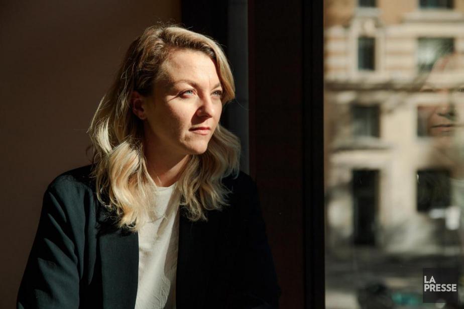 Stéphanie Boulay présentera vendrediCe que je te donne... (Photo Hugo-SébastienAubert, La Presse)