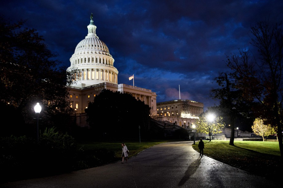 Relisez notre couverture en direct des... (PHOTO Brendan Smialowski, AFP)