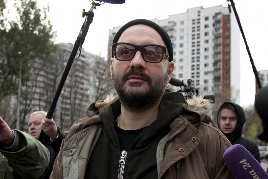Le metteur en scène Kirill Serebrennikov... (Photo Alexander Zemlianichenko, AP)