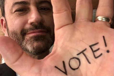Jimmy Kimmel... (Photo tirée du compte Instagram de Jimmy Kimmel)