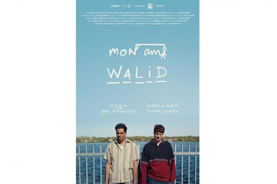 Adib Alkhalidey et Julien Lacroix travaillent d'arrache-pied depuis mars...