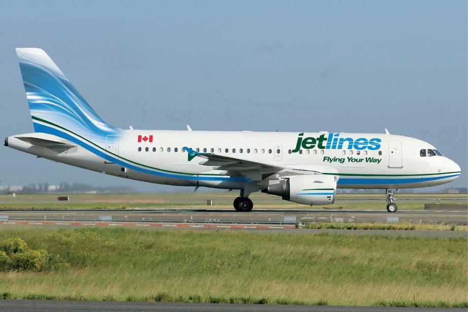 Le transporteur à rabais Jetlines va... (Photo fournie par INOVENT CAPITAL INC.)
