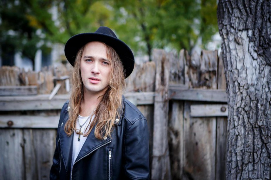 Travis Cormier lance cet automne son premier disque,... (Photo Alain Roberge, La Presse)