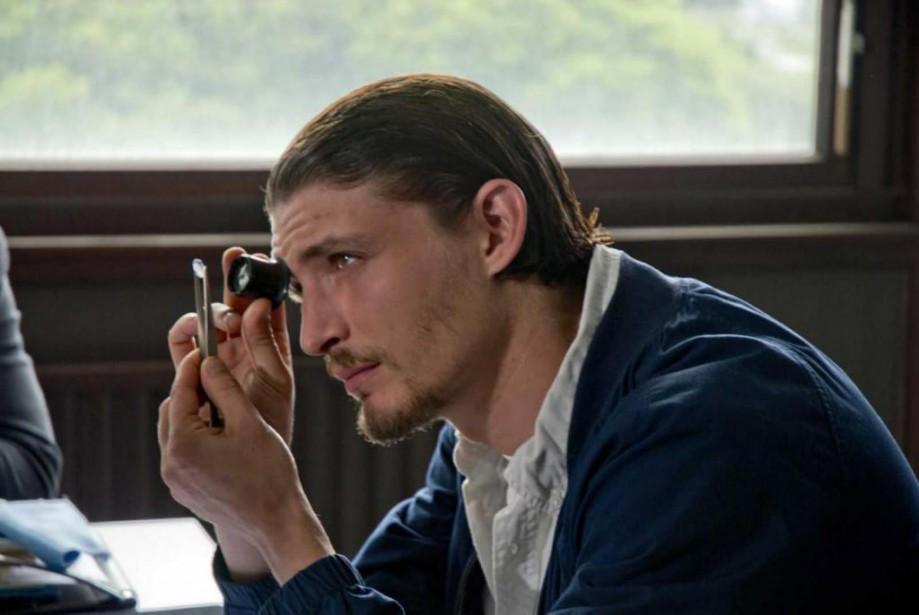 Niels Schneider dans Diamant noir, un film d'Arthur... (Image fournie par Mk2 | Mile End)