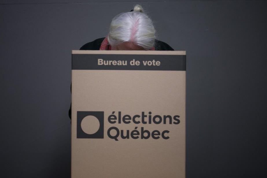 Le Directeur général des élections... (PHOTO FRANÇOIS ROY, ARCHIVES LA PRESSE)