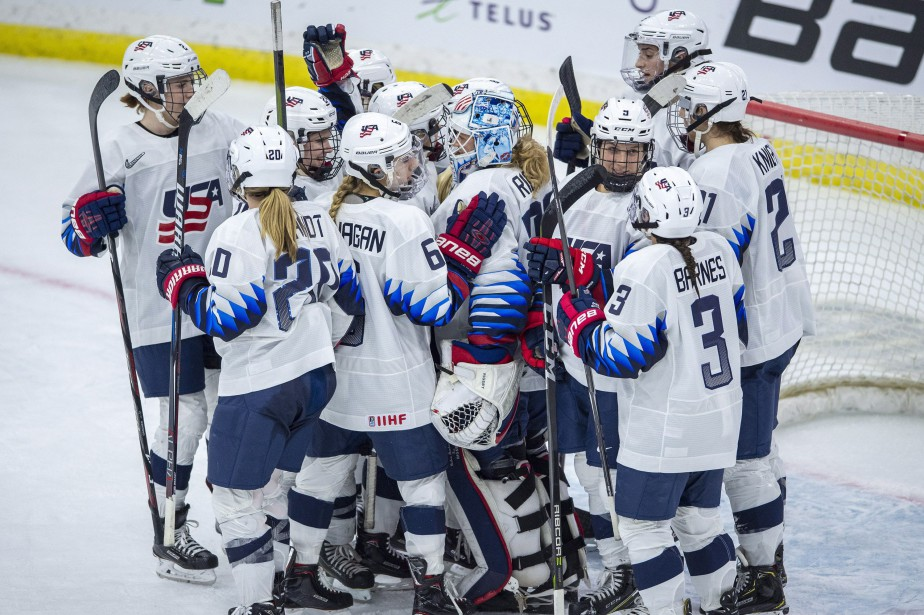 Les États-Unis ont gagné les trois dernières éditions... (Photo Liam Richards, LA PRESSE CANADIENNE)