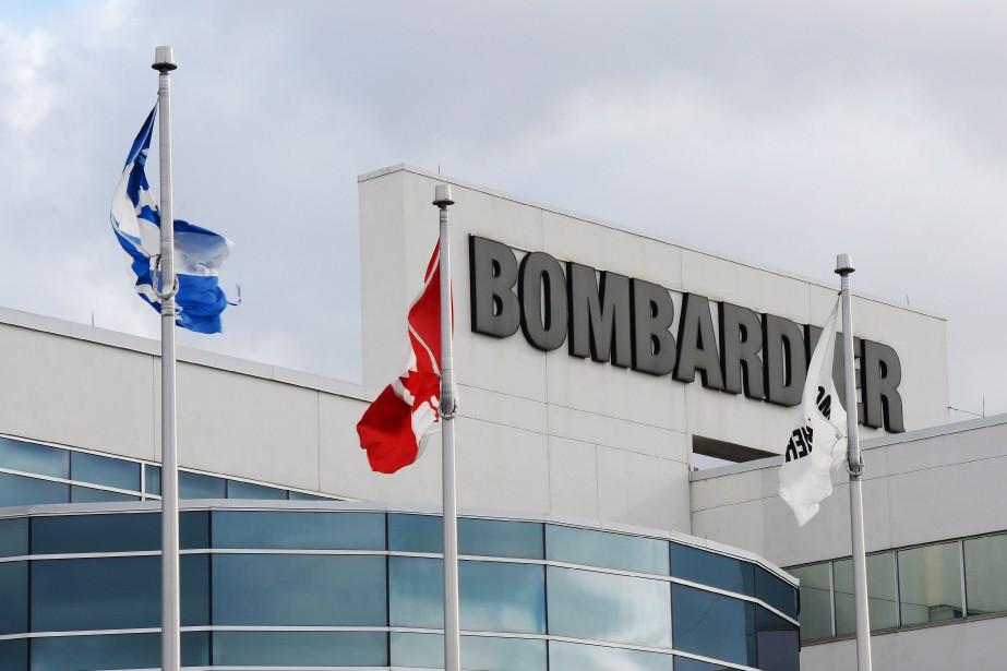 Bombardier a annoncé l'élimination de 2 500 emplois... (Photo Ryan Remiorz, Archives La Presse candienne)