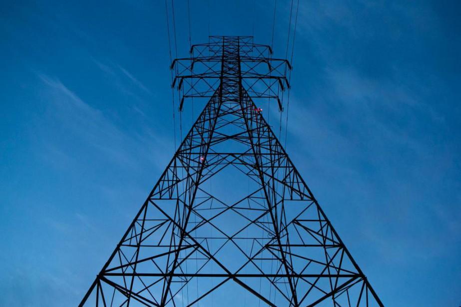 La demande d'électricité augmente et les surplus diminuent,... (PHOTO HUGO-SÉBASTIEN AUBERT, ARCHIVES LA PRESSE)