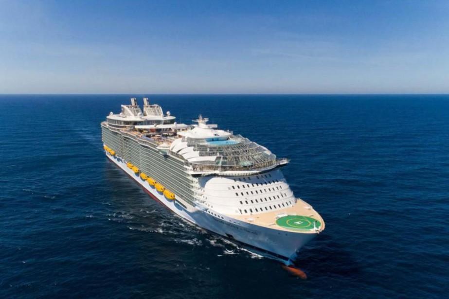 LeSymphony of the Seas de la Royal Caribbean... (Photo fournie par Royal Caribbean)