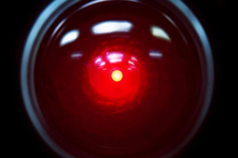 HAL 9000 est le principal antagoniste dans le... (WIKICOMMONS)