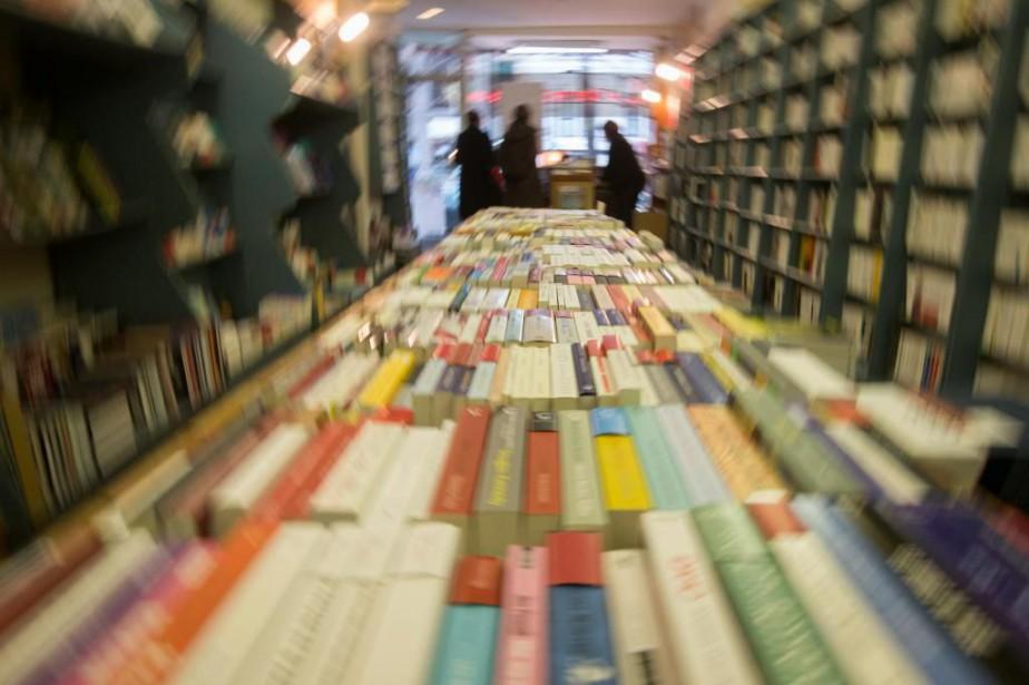 Dans une action commune, L'Association des libraires du... (Photo Ivanoh Demers, Archives La Presse)