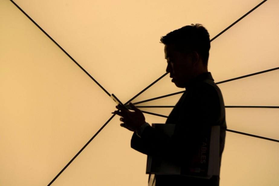 L'iGen est probablement la génération la plus en... (Photo LLUIS GENE, AFP)