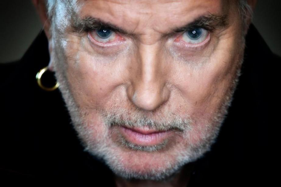 BernardLavilliers sera en concert ce soir au Palais... (Photo BernardBrault, La Presse)