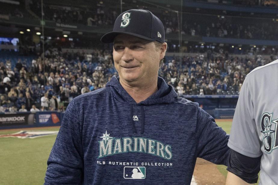 Le gérant des Mariners de Seattle, Scott Servais.... (Photo Fred Thornhill, La Presse canadienne)