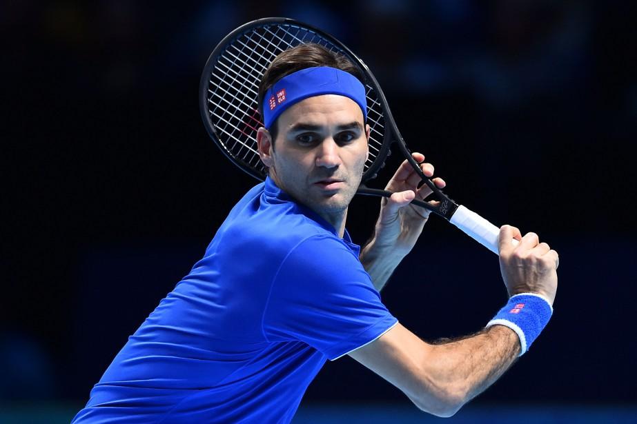 Roger Federer... (Photo GLYN KIRK, AFP)