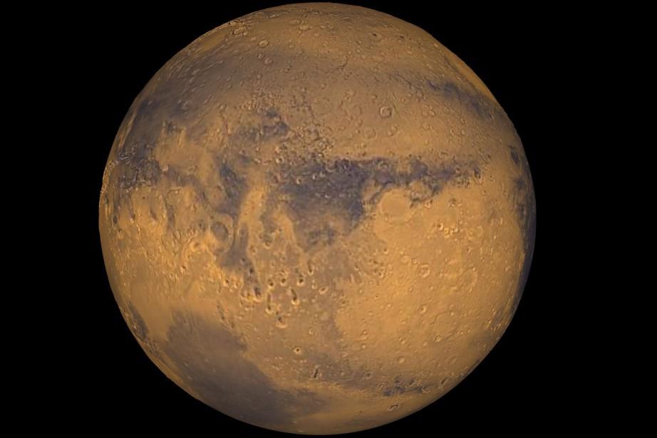 La NASA veut des astronautes sur Mars d'ici 25 ans | Astronomie et espace