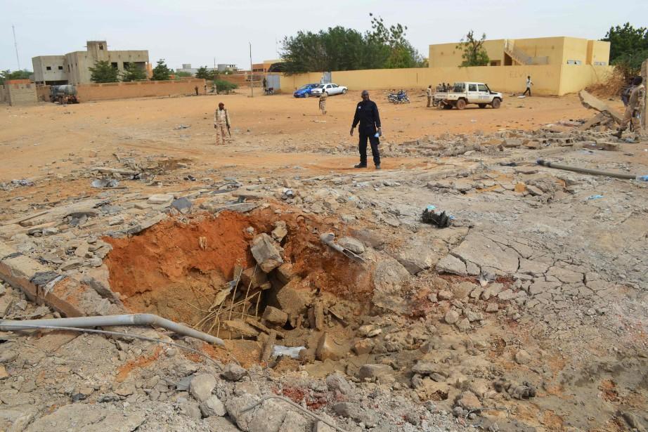 Le ministère malien rapportait tard lundi la mort... (PHOTO AFP)