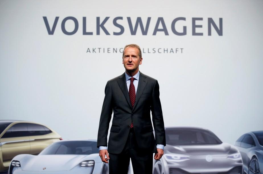 «Nous allons concentrer nos investissements dans les domaines... (Photo Axel Schmidt, REUTERS)