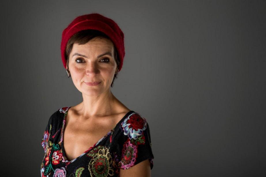 Anaïs Barbeau-Lavalette... (Photo Marco Campanozzi, La Presse)
