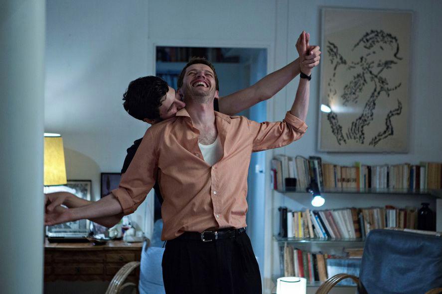 Pierre Deladonchamps et Vincent Lacoste dans Plaire, aimer... (Photo fournie par MK2 | Mile End)