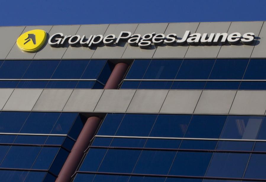 Le conflit de travail au Groupe Pages Jaunes est terminé... (ARCHIVES LA PRESSE)