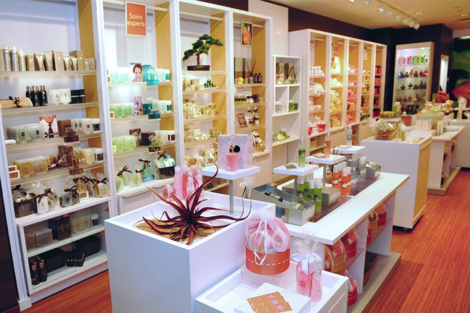 Une boutique Dans un Jardin, en 2014.... (Photo d'archives fournie par Dans un jardin)