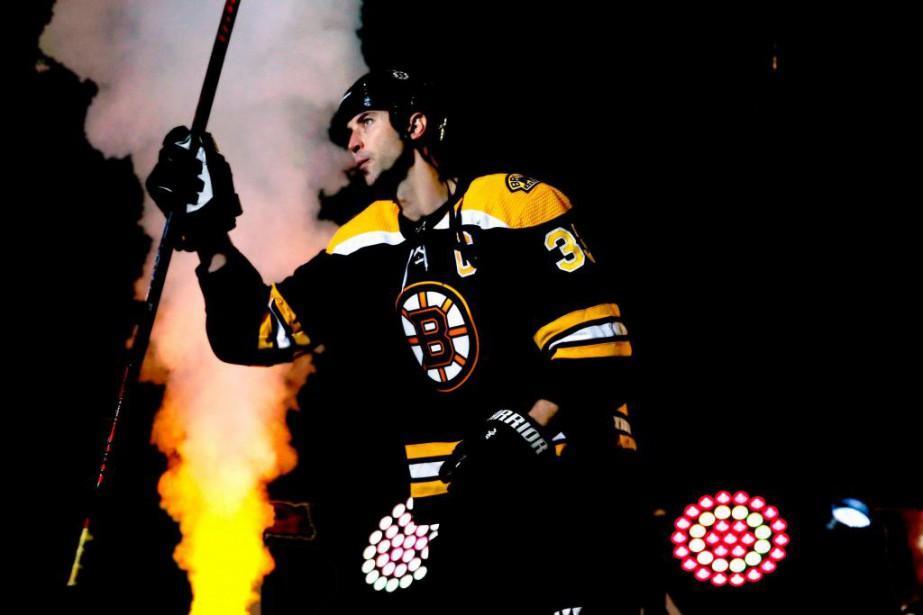 Zdeno Chara, capitaine des Bruins de Boston... (Photo Winslow Townson, Associated Press)