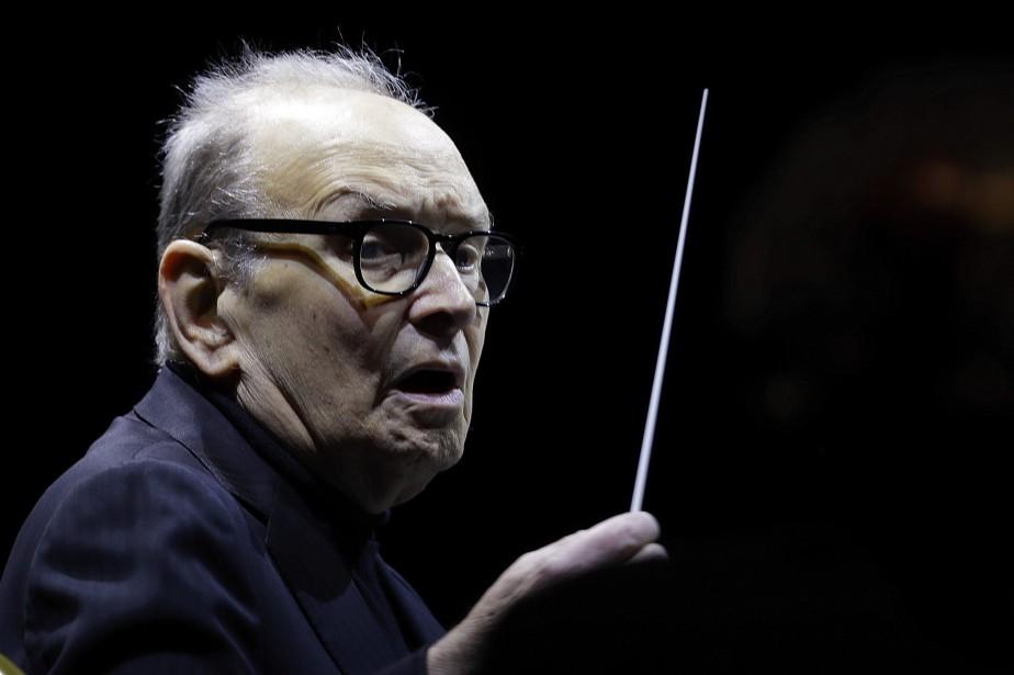 Ennio Morricone, génie qui révolutionna la musique de... (Photo Luca Bruno, archives AP)
