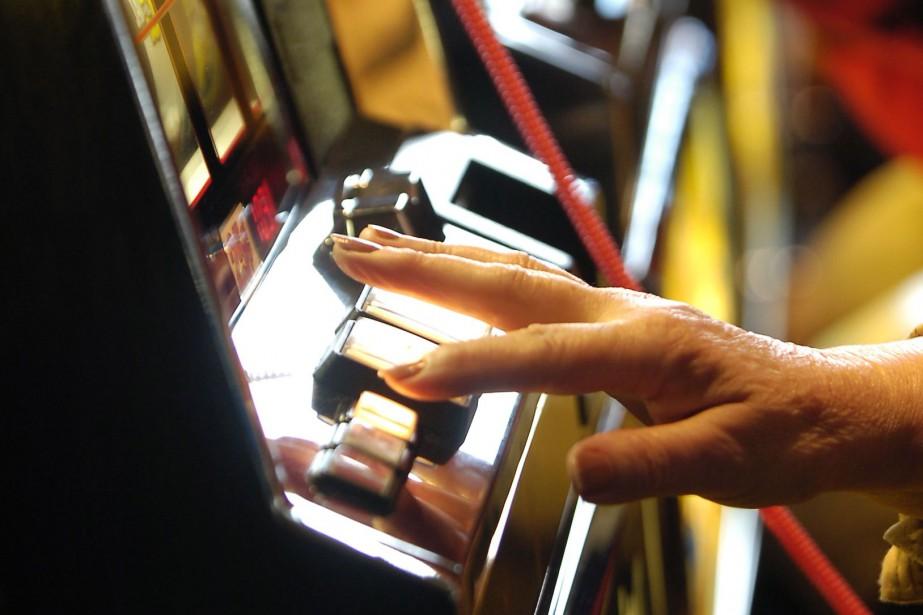 Il existe actuellement deux salons de jeu au... (Photo Patrick Sanfaçon, archives La Presse)