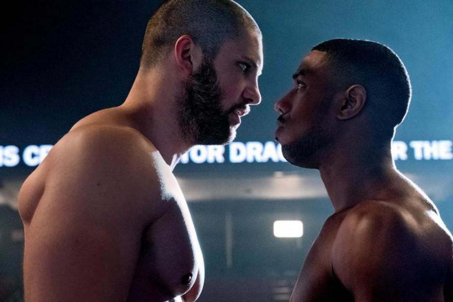 FlorianMunteanu (à gauche) et Michael B. Jordan dans... (Photo fournie par Warner Bros.Pictures)