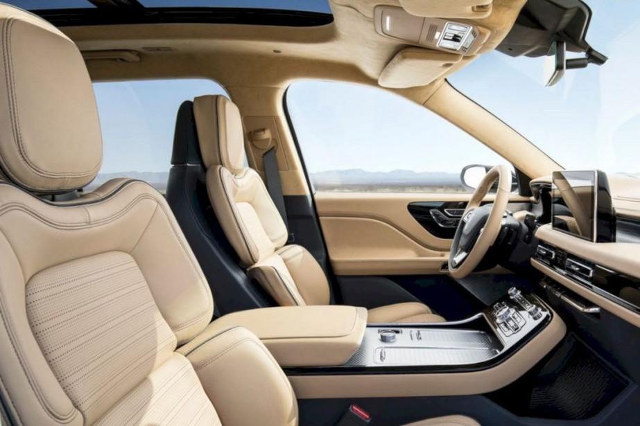 L'odeur caractéristique des véhicules neufsvient de composés chimiques... (Photo Ford)
