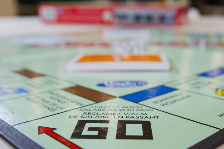 Le Salon du jeu de société de Montréal... (Photo Edouard Plante-Fréchette, archives La Presse)